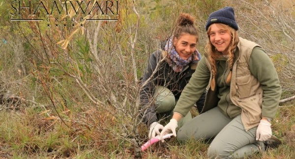 Shamwari conservation research