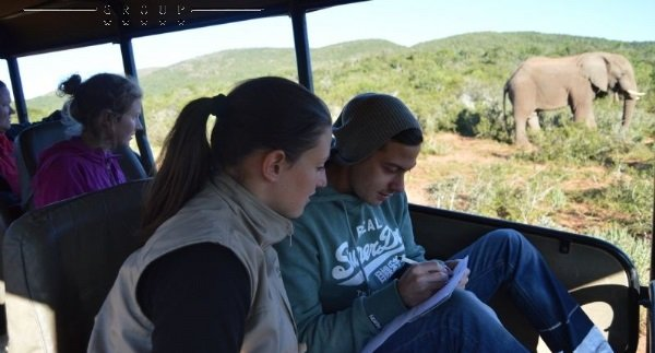 Shamwari research volunteer south africa