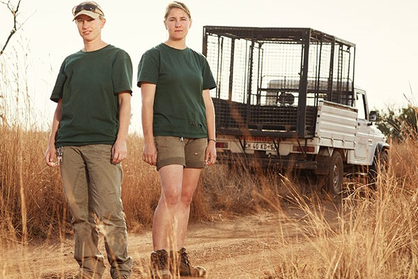 wildlife conservation volunteer abroad