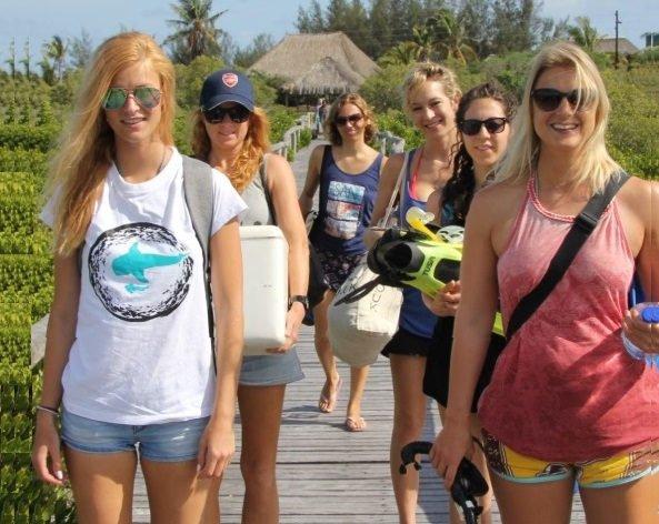 ocean volunteer